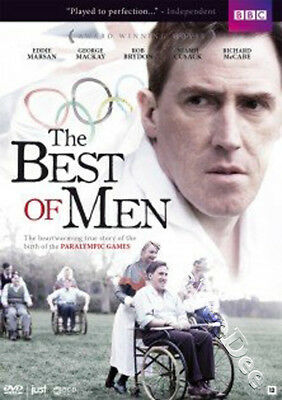 The Best of Men NEW PAL Cult DVD Tim Whitby George MacKay Rob Brydon R. McCabe
