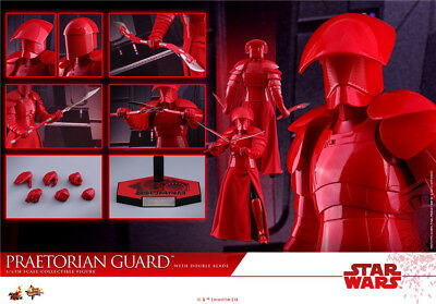 Hot Toys MMS454 Star Wars The Last Jedi 1/6 Double Blade Ver. Praetorian Guard