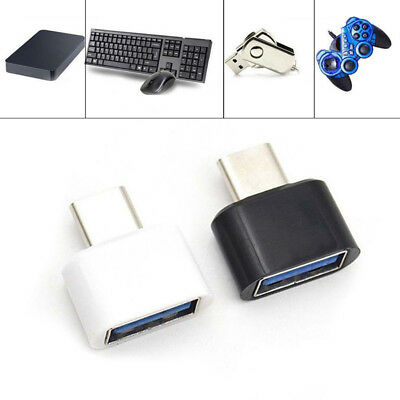 Micro OTG Adapter Android Type-C Converter USB 3.1 Male To Female Useful 2PCS