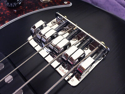 Babicz FCH Z Series 4 String Bass Bridge - Chrome