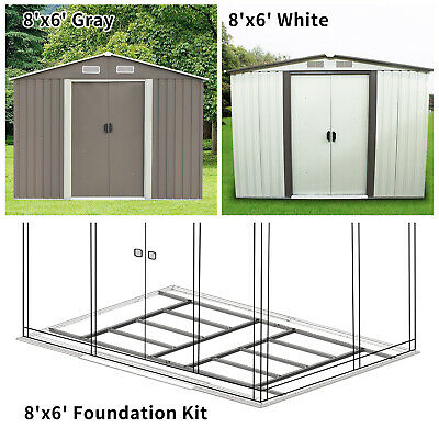 FAST FRAMER UNIVERSAL Storage Shed Framing Kit -New - $39.99 | PicClick