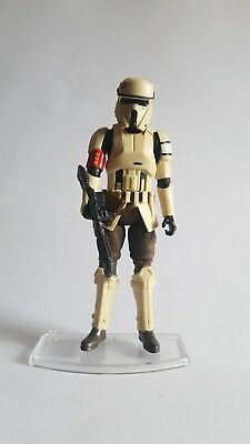 Star Wars MODERN - 10 Large clear Figure Display Stands - New - MIX & MATCH