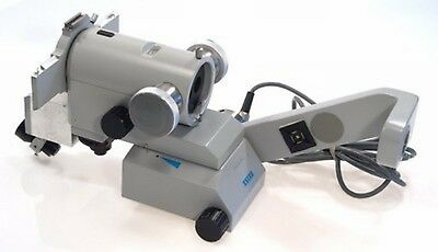 Zeiss Opmi 6-Cfr Ophthalmic Surgical Microscope Body Motor Focus Zoom Oblique Nr
