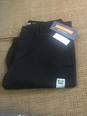 951224f9 Old Navy Men's Ultimate Skinny Built-In Flex Khaki Pants 32x34 Black - NWT