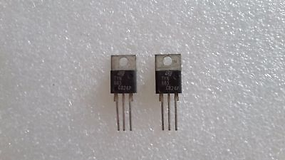 TYN683 Qty2 SGS-THOMSON SCR 20A 100V 400Hz Silicon controlled rectifiers NOS