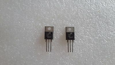 TYN116 Qty2 SGS-THOMSON SCR 16A 100V 400Hz Silicon controlled rectifiers NOS