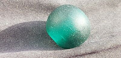 Stunning very rare large Viking glass bead very wearable ancient artefact L112n