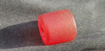 Stunning very rare large Viking glass bead very wearable ancient artefact L112o