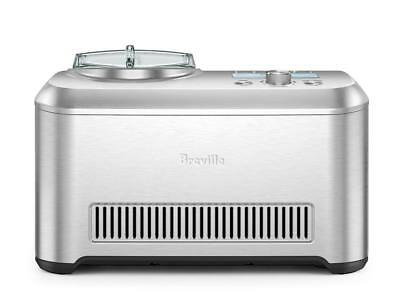 Breville BCI600BSS The Smart Scoop Ice Maker