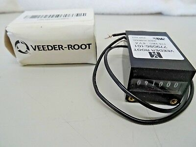Veeder-Root 115 Volt 6 Digit Operation Counter 779086-001