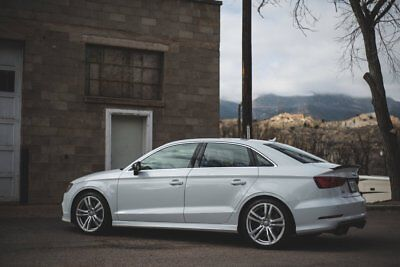2016 Audi S3  2016 Audi S3 Prestige - Low Miles, Immaculate, APR Stage 3+ 500HP