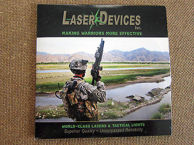 CD Laser Devices  2011