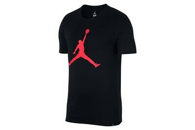29d4de40 Nike Air Jordan Sportswear Iconic Jumpman T-Shirt [Medium] 908017-014 Blk