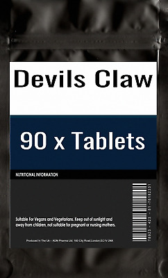 90 of Devils Claw Formula
