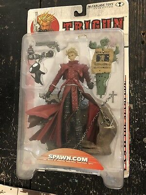 Trigun - Vash The Stampede Action Figure by McFarlane Toys