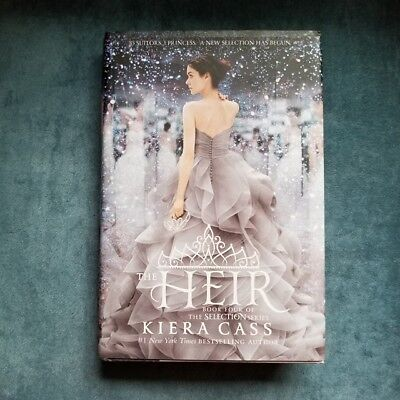 The Selection: The Heir by Kiera Cass (2015, Hardcover)