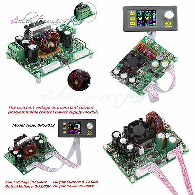 DPS30V12A / DPS5015/ DPS5020 Digital Programmable Power Supply Module