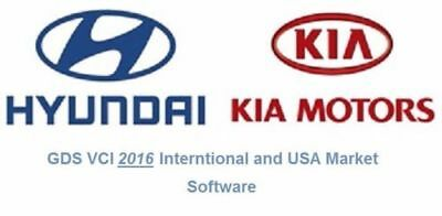 Original and Full Hyundai KIA GDS Software Full and 2017 Update Multilingual