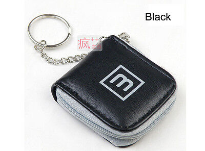 Cute Mini Memory Flash Card Case Holder Storage Micro SD SIM Wallet Pouch Small
