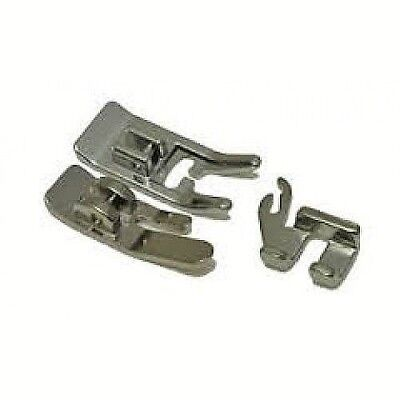 3-Piece Low Shank Snap-On Foot Kit     Singer #446014