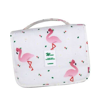 Baoblaze Portable Foldable Travel Storage Luggage Carry-on Hand Bags White
