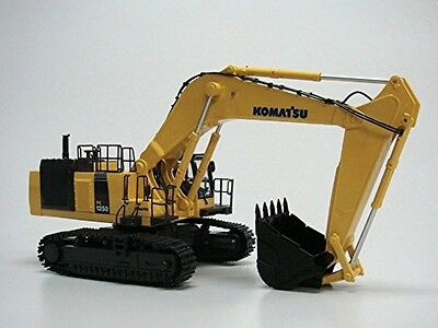New Hydraulic Excavator Komatsu Pc1250-8 by Kyosho JAPAN Free Shipping