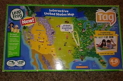 Leapfrog tag interactive world map 2 sided learning path leap frog leapfrog tag interactive world map 2 sided learning path leap frog map gumiabroncs Image collections