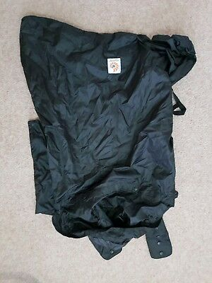 ERGObaby Water Resistant Rain Cover, Black by ERGObaby