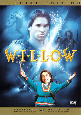 Willow (Dvd, 2003, Special Edition) - New Sealed Rare Dvd Oop