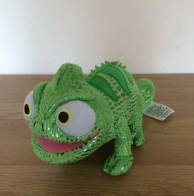 Official Disney Store Pascal From Tangled Plush Lizard