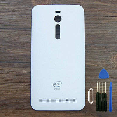 brand new 7256d 9c0a6 ASUS ZENFONE 2 ASUS_Z00AD ZE551ML White Rear Back Battery Cover Door + Tools