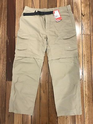 THE NORTHFACE Paramount Convertible PANT. Size L/Regular