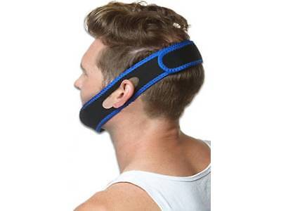 Anti Snore Chin Strap Stop Snoring Sleep Apnea Jaw Strap support Solution