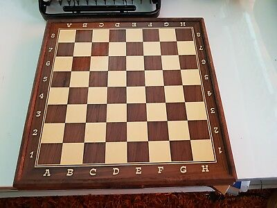 Original Didatto Schachspiel Chess 1970 / 1980 Mobil Mobile Mühle Game