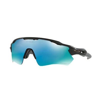22088e4f7c Oakley Radar EV Path Sunglasses Matte Black Prizm Deep Water Polarized Lens