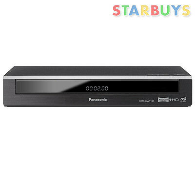 Panasonic DMR-HWT130 Smart Twin Tuner Freeview HD Hard Drive Recorder - 500GB