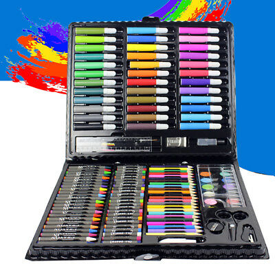 150X Water Color Pen Drawing Painting Art Crayon Set for Kids Crafts Kit Gift AU