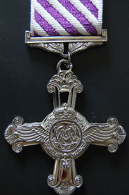 Dfc  Silver, Gvi Distinguished Flying Cross,