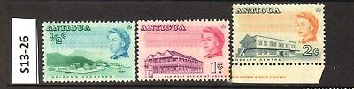 Antigua - Stamps From An Old Collection (S13-26)