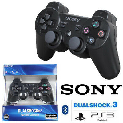 Sony PS3 Controller Dualshock Controller Wireless Bluetooth für PlayStation 3
