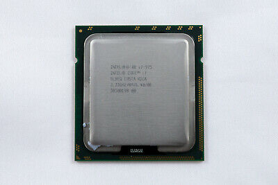 Intel i7-975 Extreme Edition (8 MB Cache, 3,33 GHz, 6,40-GT/s)