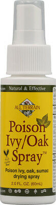 Poison Ivy and Oak Spray, All Terrain, 2 oz