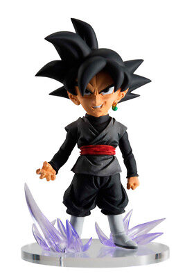 Dragon Ball Super Goku Black Gashapon Ultimate Grade 04 Bandai New Nueva Figure