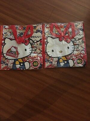 Hello Kitty Convention 2014 Exclusive Collector Items