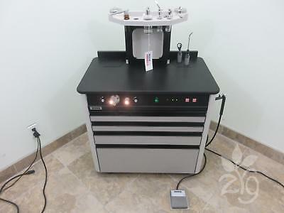 Reliance Haag-Streit 425 Sp Ent Cabinet With Extras