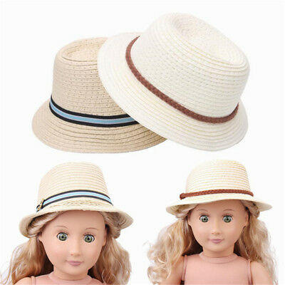 Doll Accessories Elegant Cloth Hat for 18 inch American Girl Doll