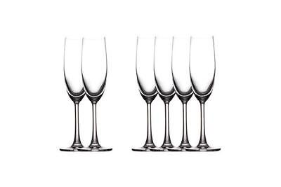 Maxwell & Williams Cosmopolitan Champagne Flute 160ml Set of 6