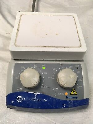 Fisher Scientific Isotemp Magnetic Stirring Hot Plate Mod. 1160016SH 61315JL