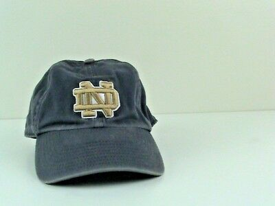 ... coupon code for nd university of notre dame fighting irish navy blue  baseball cap hat fitted 025b9690837d