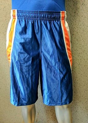 Men's AND1 Game Time Short/Royal Blue (AM313974R)
